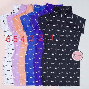پیراهن نایک ( کد ۶۶۶)