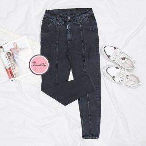 شلوار جین سایز بزرگ (کد 3100)