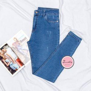 شلوار جین تک سایز (کد 3101)