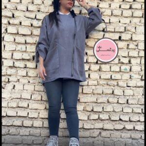 مانتو پاییزه آنا ( کد 2106)